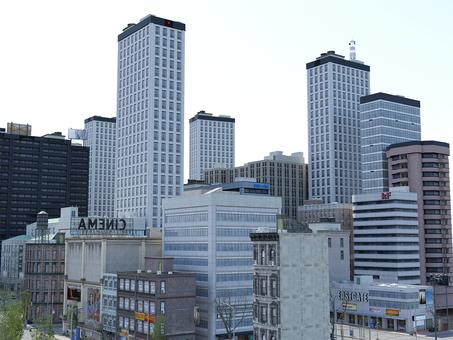 城市景觀CG 2