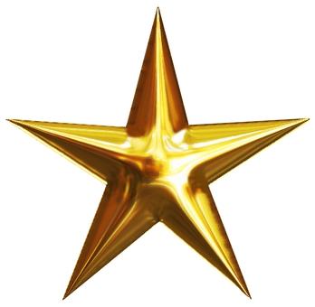 3DCG star
