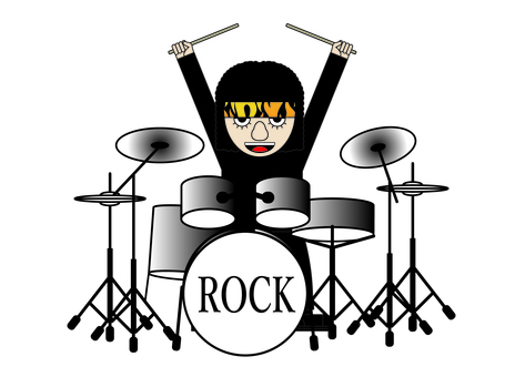 ドラム_ミュージシャン_ドラム