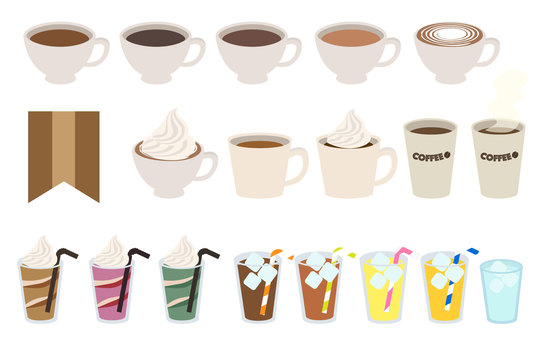 Cafe Drink Set