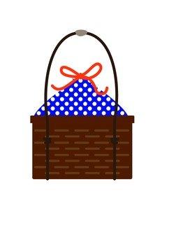 籃袋(藍色)