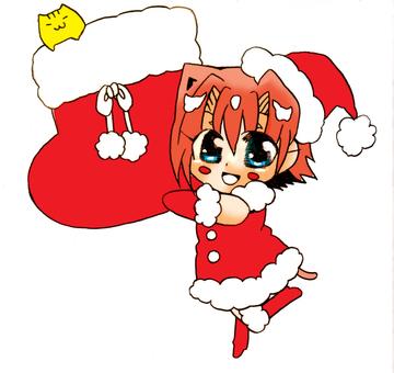 ■ Akari and Christmas ■