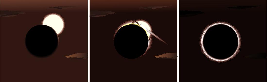 Solar eclipse total eclipse moon sun sky