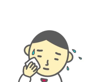 18_ 샐러리맨 _ 땀과 손수건