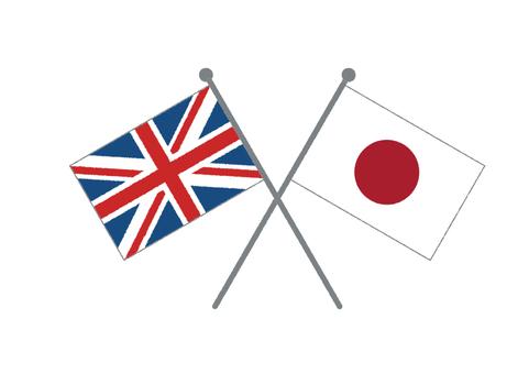 Flag (Japan & UK)