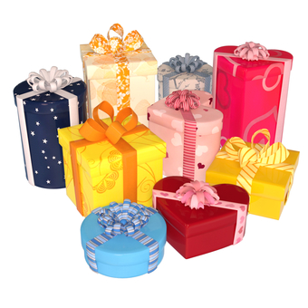 Present Box 10