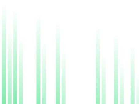 Vertical line (green)