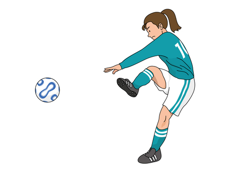 女子足球3