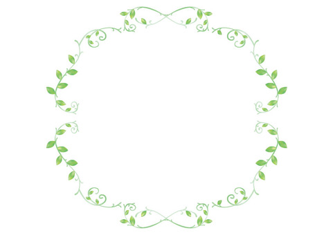 Vegetable circle frame