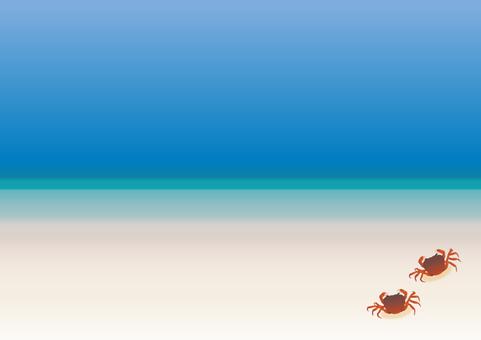 Summer sea and sky 03