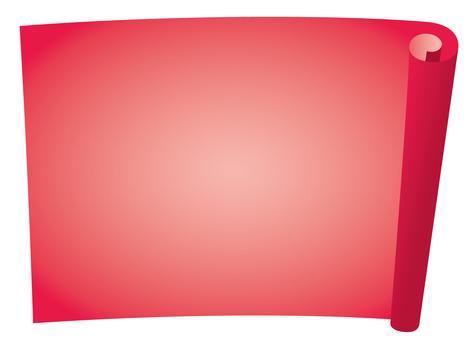 包裝紙紅色