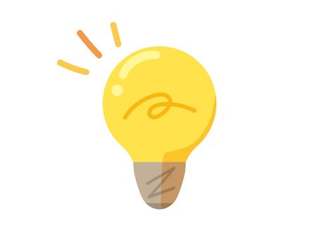 Light inspired bulb