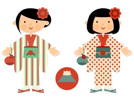 일본 여성
