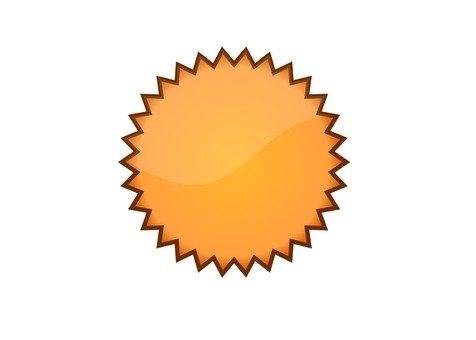 Bakudan icon (yellow)