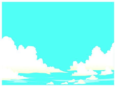 Blue sky CS2