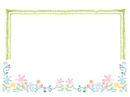 Pop flower card ★ 0091-F