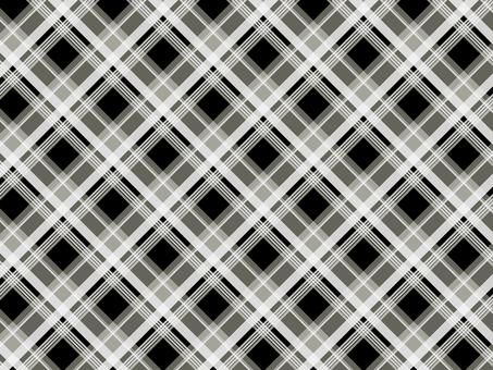 Gray check pattern