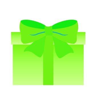 A green present