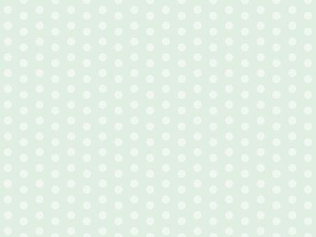 부드러운 물방울 도트 패턴 황녹