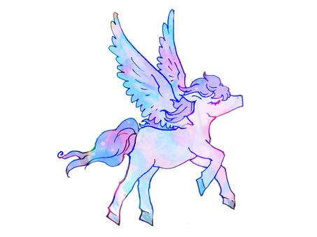 Yumekawa fumerous Pegasus
