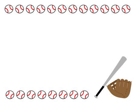 Baseball Frame / Frame 6