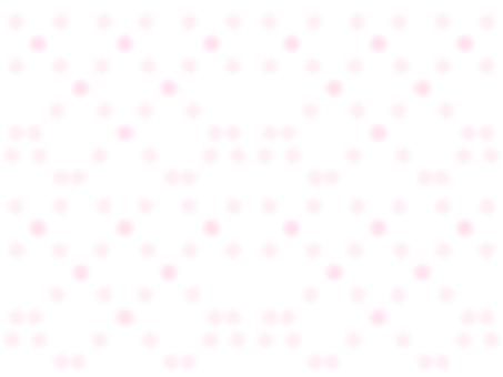 Rhythmical polka dots (pink)