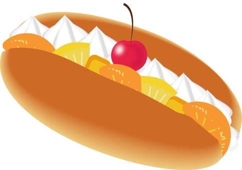 Fruit dog