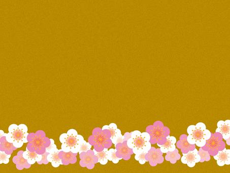 Background - Plum daisies festival 01