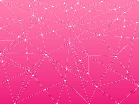 Pink polygon