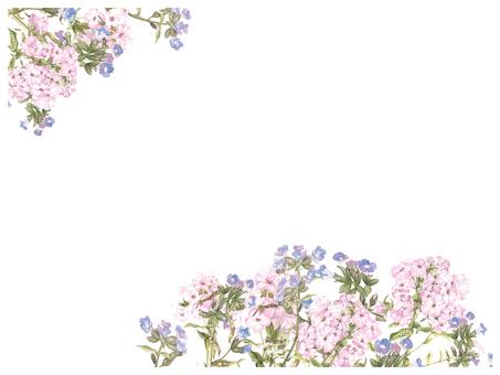 Letter Background - Hanamakisa and Wasenagsa