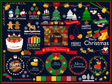 Design: Christmas items 8