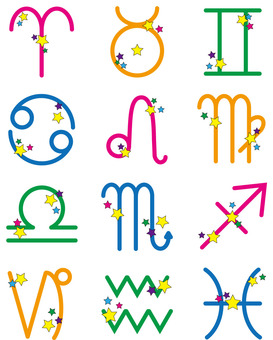 Constellation symbol list