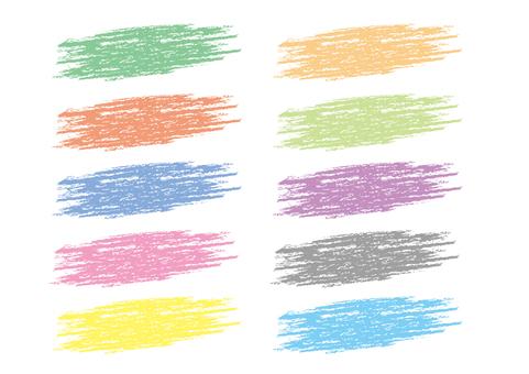 Crayon 2 _ graffiti