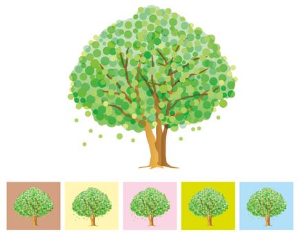 Green Fresh Tree