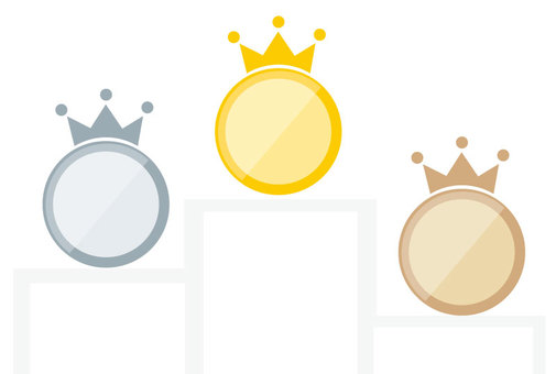 Ranking medals