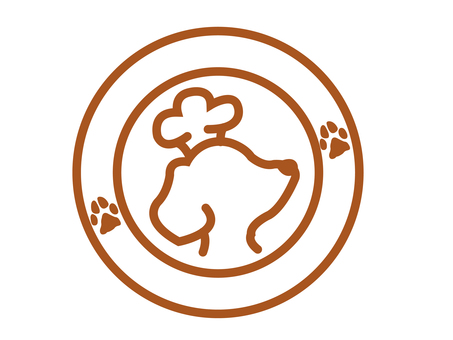 Dog chef mark