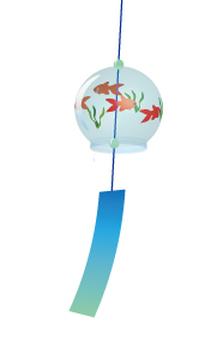 Wind chimes (goldfish)