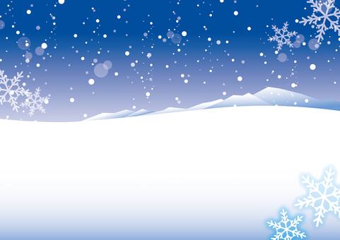 Cảnh tuyết 4