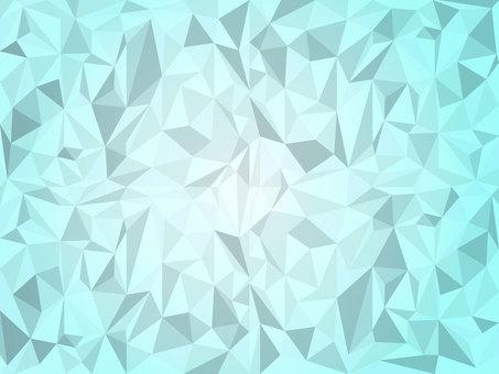 Polygon texture background (light blue)