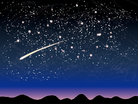 Shooting star 1