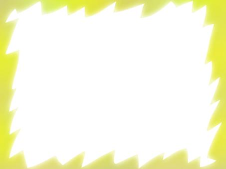 Zigzag frame