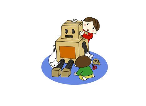 ロボットを作ろう