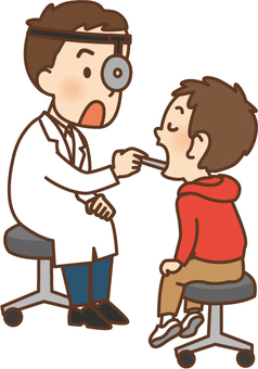 兒童用耳鼻喉科檢查