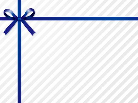 """Gift Frame """"Dark Blue"""""""