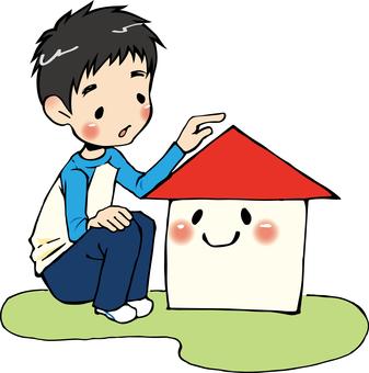 Boys and houses 01