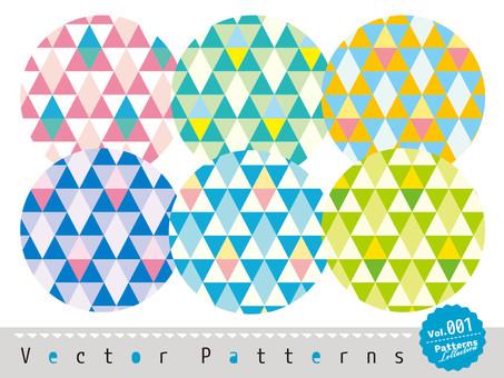 ベクターパターン001