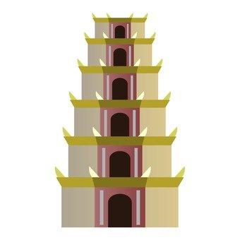 Aya ッ ク ラ Temple Temple