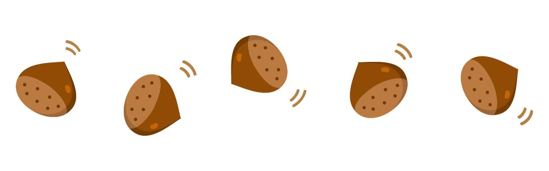Rolling chestnut