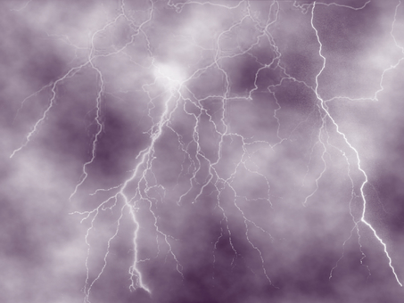 Lightning Background 1