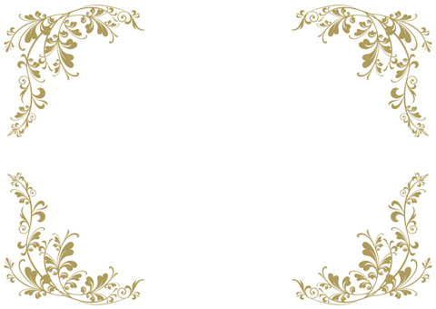 Classic Simple Frame Frame Border Frame Decorative Frame